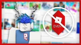 Why I don't like ROBLOX events. (Player One, Nick, ect.)
