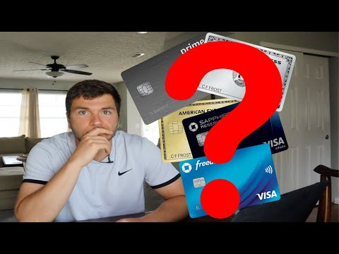 What Credit Card To Get Right NOW: April 2020 (What To Look For)