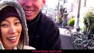Everyday Life in Japan: Winter Jog in Osaka Castle Park