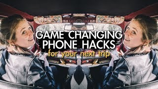 These PHONE HACKS might change how you travel on your next trip abroad!