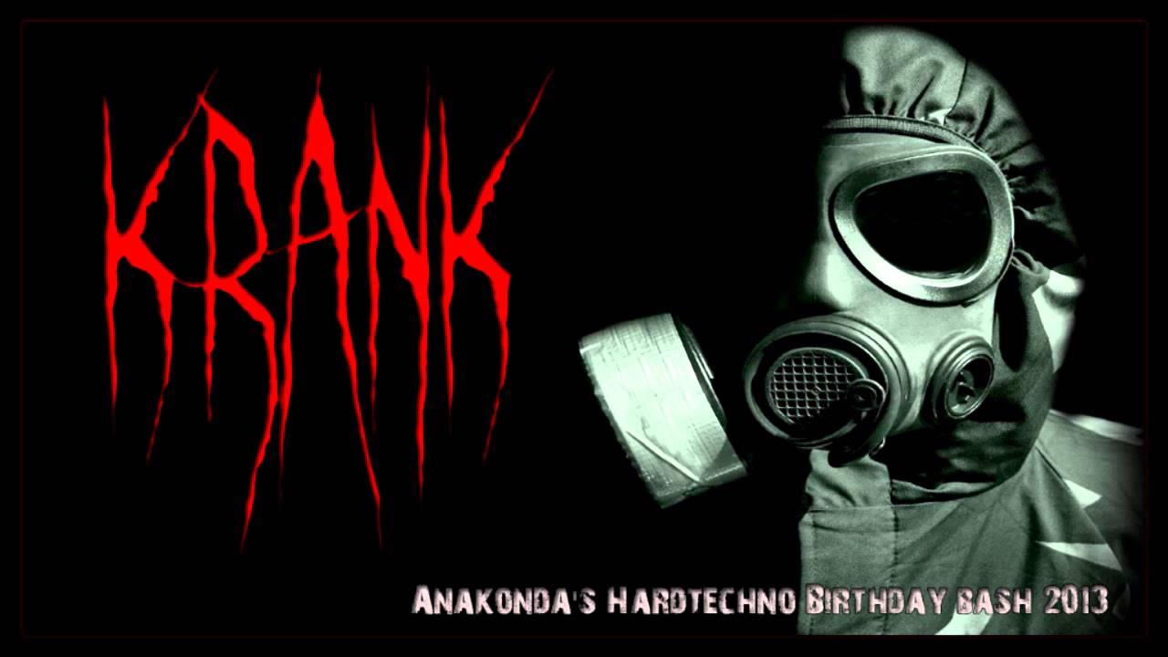 Dj Krank - Anakonda's Hardtechno Birthday Bash 16-8-2013 (Hardtechno/Schranz)
