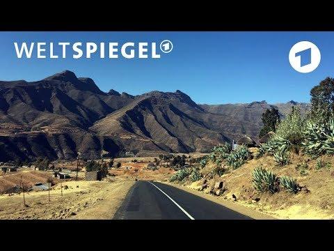 Lesotho: Afrikas Skiparadies   Weltspiegel