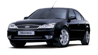 Замена лобового стекла на Ford Mondeo в Казани.