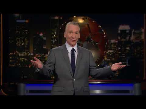 Monologue: Take a Knee | Real Time with Bill Maher (HBO)