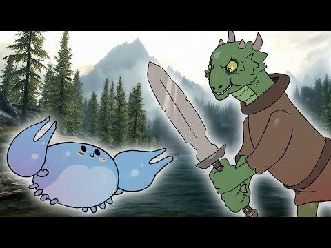 Skyrim Perma-Death Adventures | Beware of Thieves!