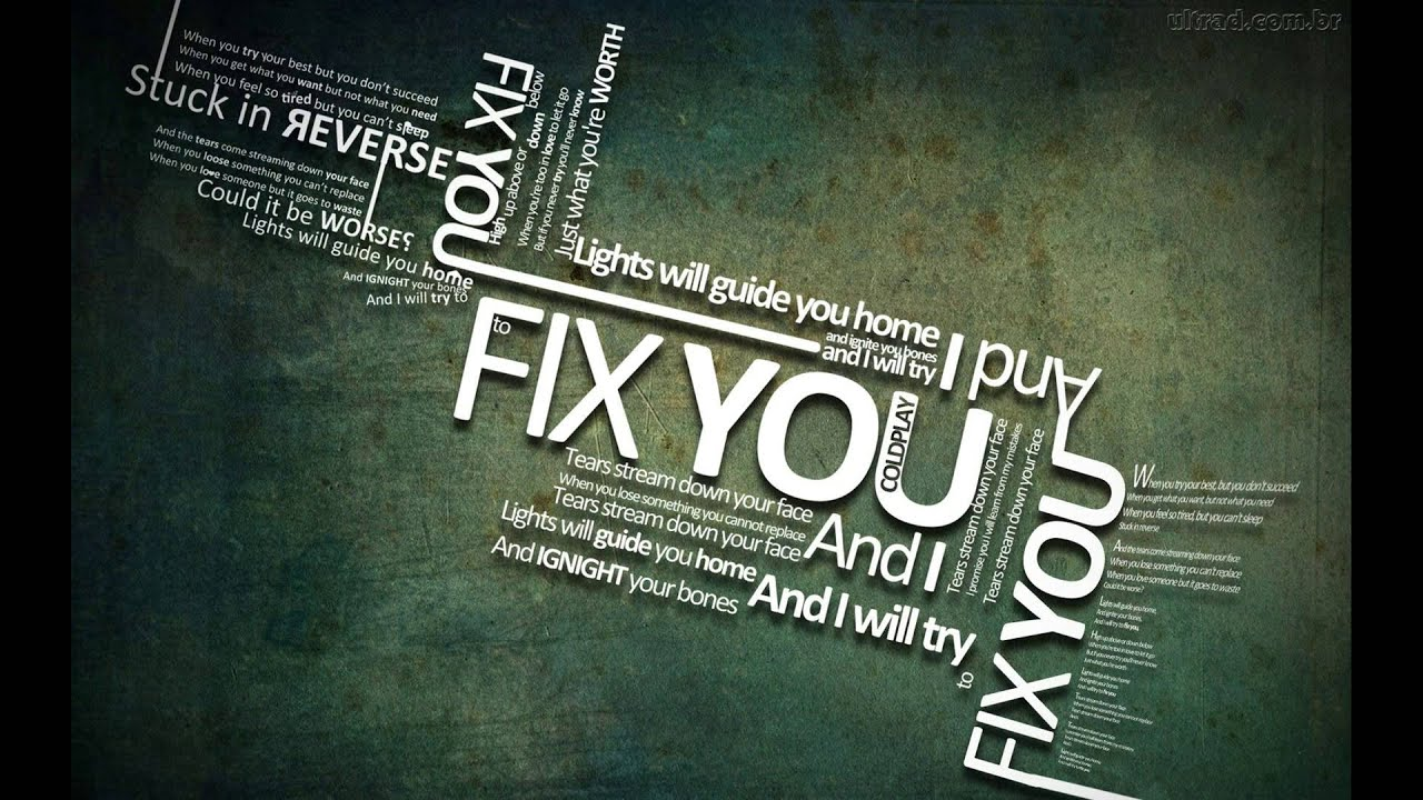 Coldplay fix you coldplay fix you voltagebd Choice Image