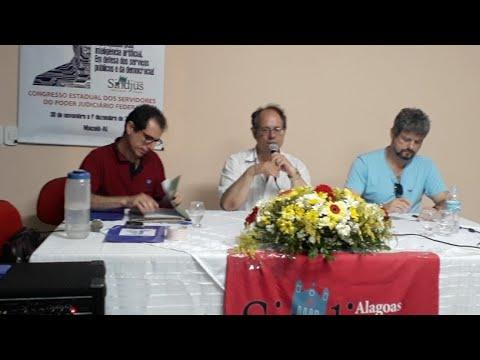 Congrejus: Organização Sindical, Campanha Salarial, Plano de Lutas e Carreira do PJU