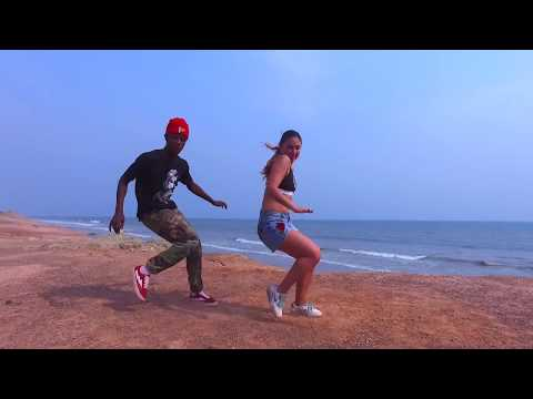 Maleek Berry - Bend it @KasiaJukowska X @AfroBeast Official Dance Video