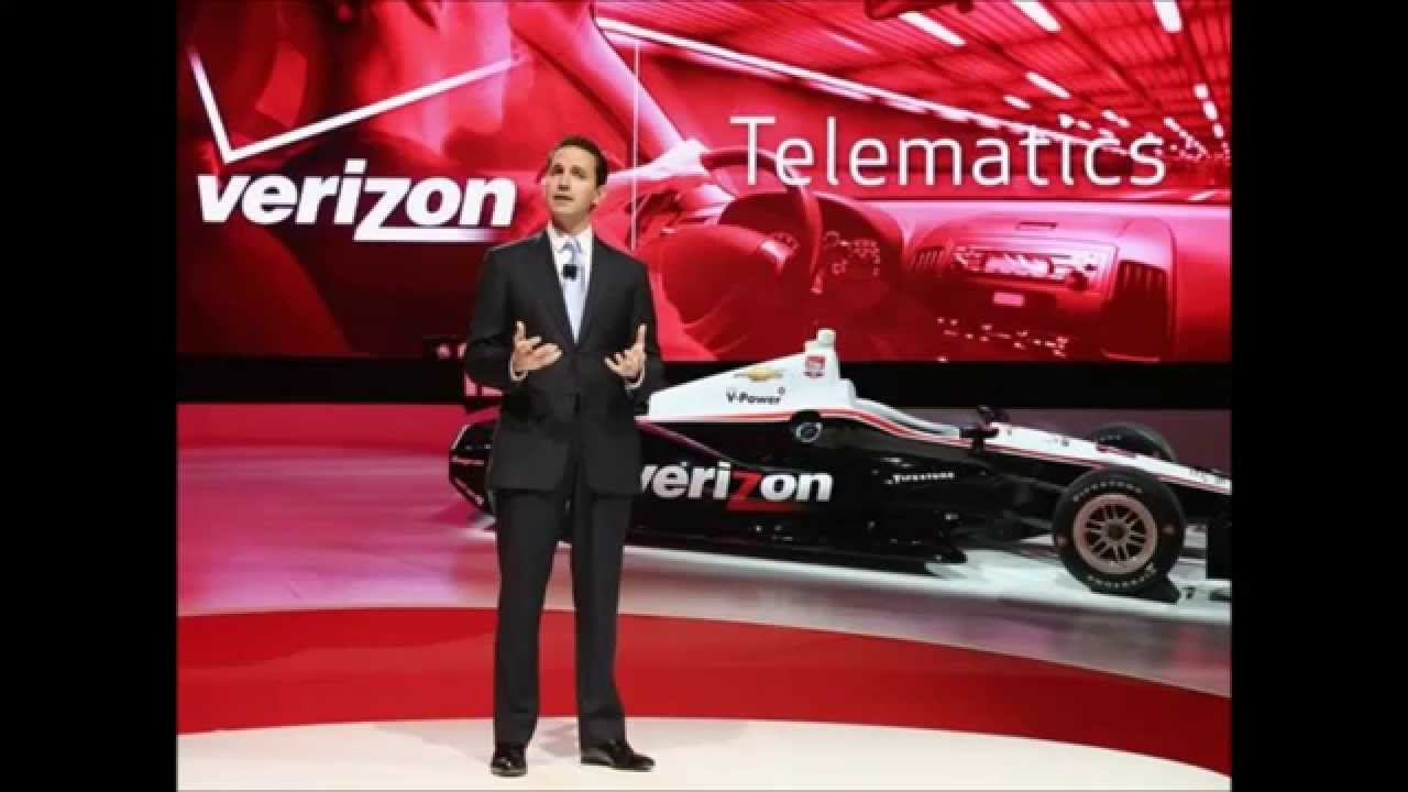 Verizon Telematics Never Stops Working for You - YouTube