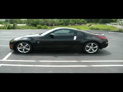FOR SALE 2005 NISSAN 350z GRAND TOURING, NAVIGATION AND ONLY 63K MILES!!! STK# 12003T