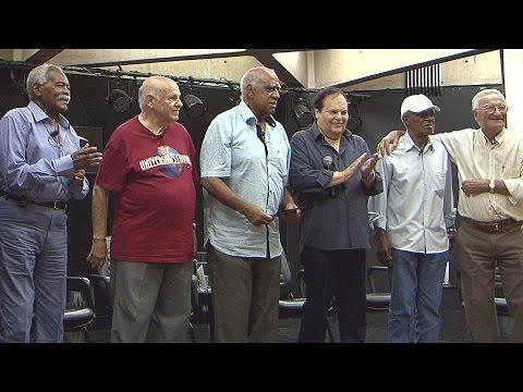 Ídolos Eternos participam de bate papo no SESC Santos