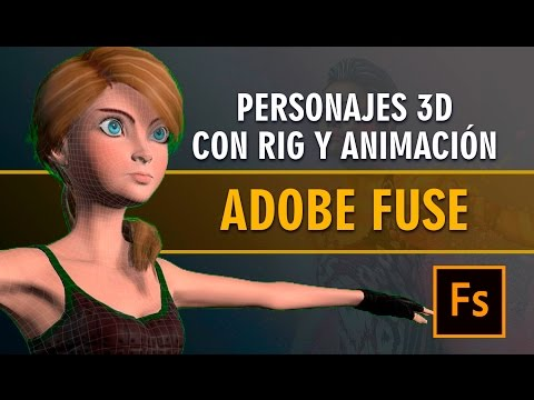 Adobe Fuse CC to Unity UFPS by Timothy Graupmann