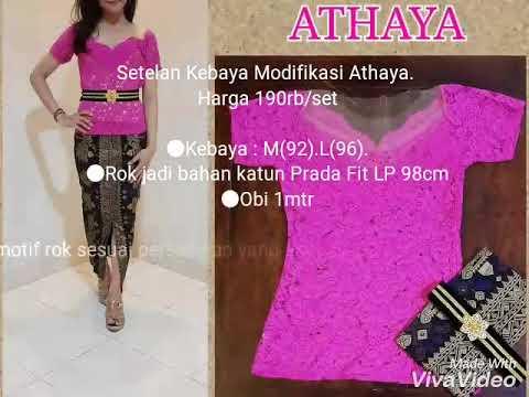 0852 7190 2301 Wa Model Kebaya 2018 Batam Model Kebaya Modern