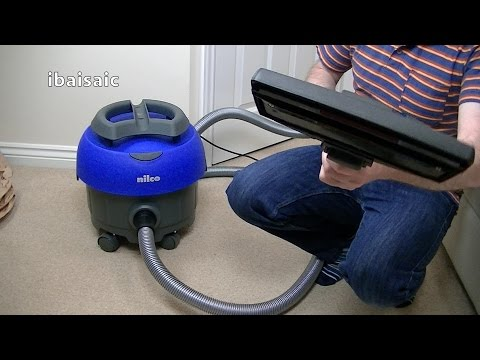 Nilco Fakir S12 Tub Vacuum Cleaner Unboxing & First Look