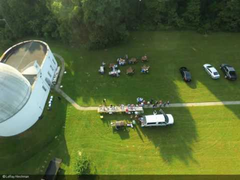 Indianapolis Astronomical Society Party