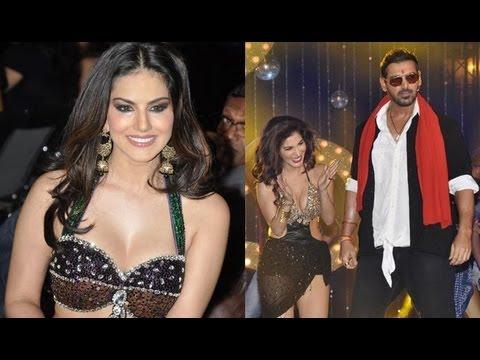 John Abraham, Sunny Leone, Sanjay Gupta And Others At 'Shootout At Wadala' Music Launch