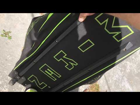 Miken Freak Championship XL Roller Bag Review