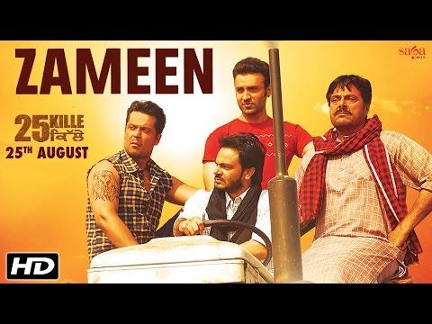 Zameen - Mika, Surinder Shinda | 25 Kille...