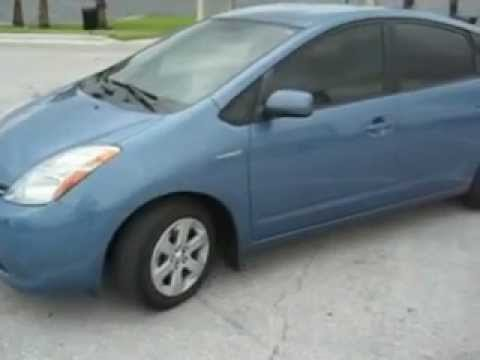 2007 Toyota Prius Hybrid 50 Mpg Bluetooth Backup Cam Etc Sold