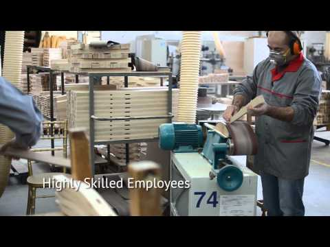 Fenabel | How our chairs are made: Wood
