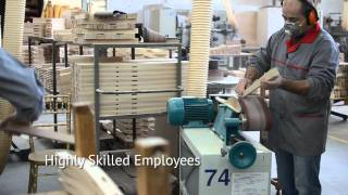 Fenabel | How our chairs are made: Wood thumbnail