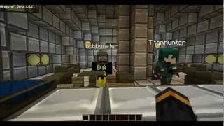Minecraft Multiplayer: Atomium Build Part 1 (dutch)