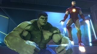 GIVEAWAY Contest - Iron Man and Hulk: Heroes United!