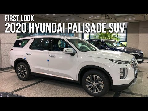 From Korea: 2020 Hyundai Palisade First Look on Everyman Driver