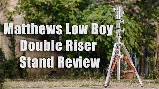 Matthews Low Boy Double Riser Combo Steel Stand Review