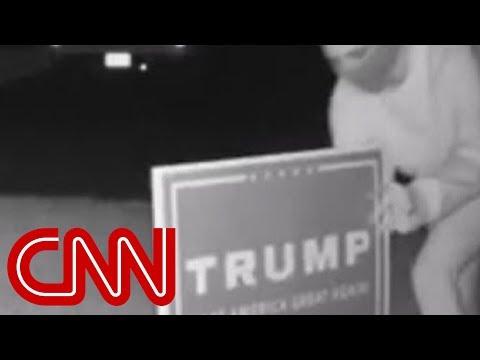 ¿Por qué Donald Trump señales de robo?