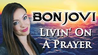 Bon Jovi - Livin On A Prayer 🎵 (Cover by Minniva featuring Quentin Cornet)