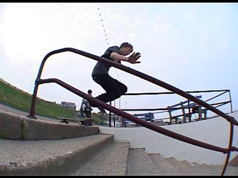 Sidewalk Magazine - Skate Crates - Episode 3