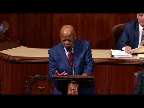 Rep. John Lewis on the Right to Vote Mp3