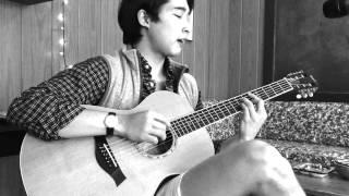 Ed Sheeran // Afire Love // Jeissen Pyo Live Acoustic