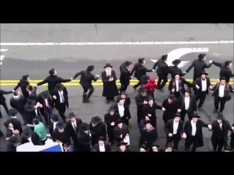 Hachnosas Sefer Torah At Yeshiva Chaim Berlin