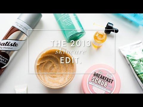 2013 Skincare Edit | Late Night Nonsense