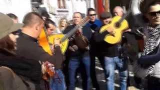 III Encuentro de Cuadrillas de Ánimas en Castilléjar (Granada)