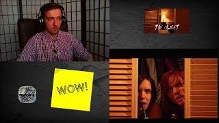 Короткометражный Фильм Ужасов - Шкаф - Реакция!!The Closet - Реакция на самый жуткий фильм!!!!