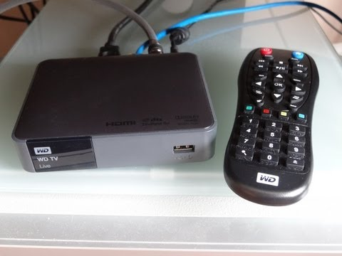 WD TV Live (2012 Edition) Media Player In-depth Review