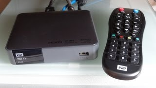 WD TV Live (3rd Gen) Media Player In-depth Review
