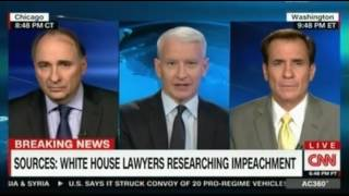 CNN Anderson Cooper David Axelrod on Russians Bragging about relationship with Flynn