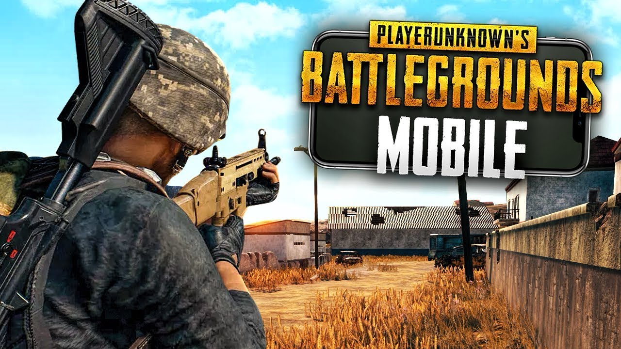 Download Pubg Jump Wallpapers To Your Cell Phone: PUBG Mobile Gameplay W/ Josh