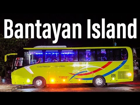 How to Get to Bantayan Island, Philippines on the Midnight Bus