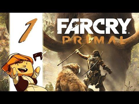 تختيم فار كراي برايمل - الحلقة 1 - عالم وحشي (Far Cry Primal)