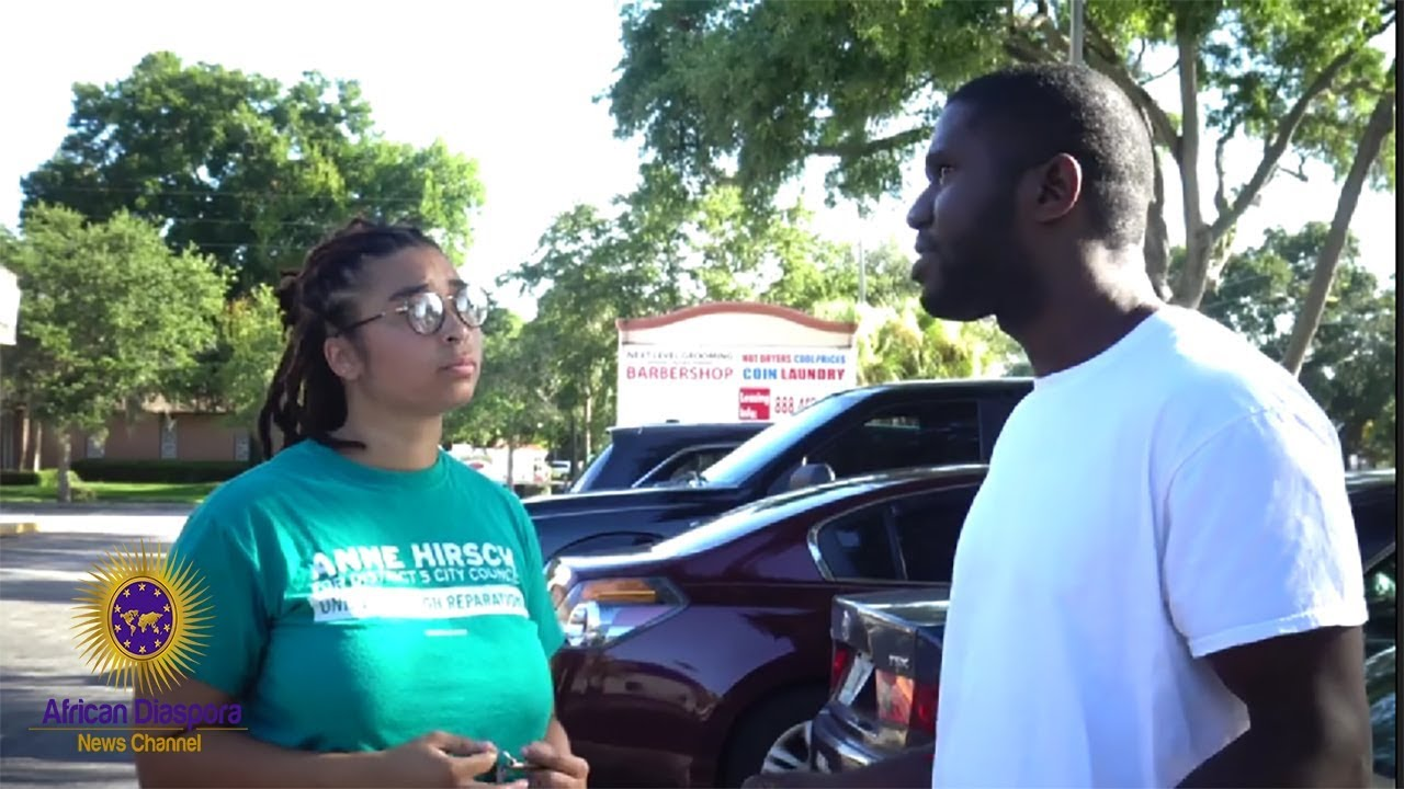 Eritha Akile Cainion On Other Groups Setting Up Shop In The Black Community & Calling Police On