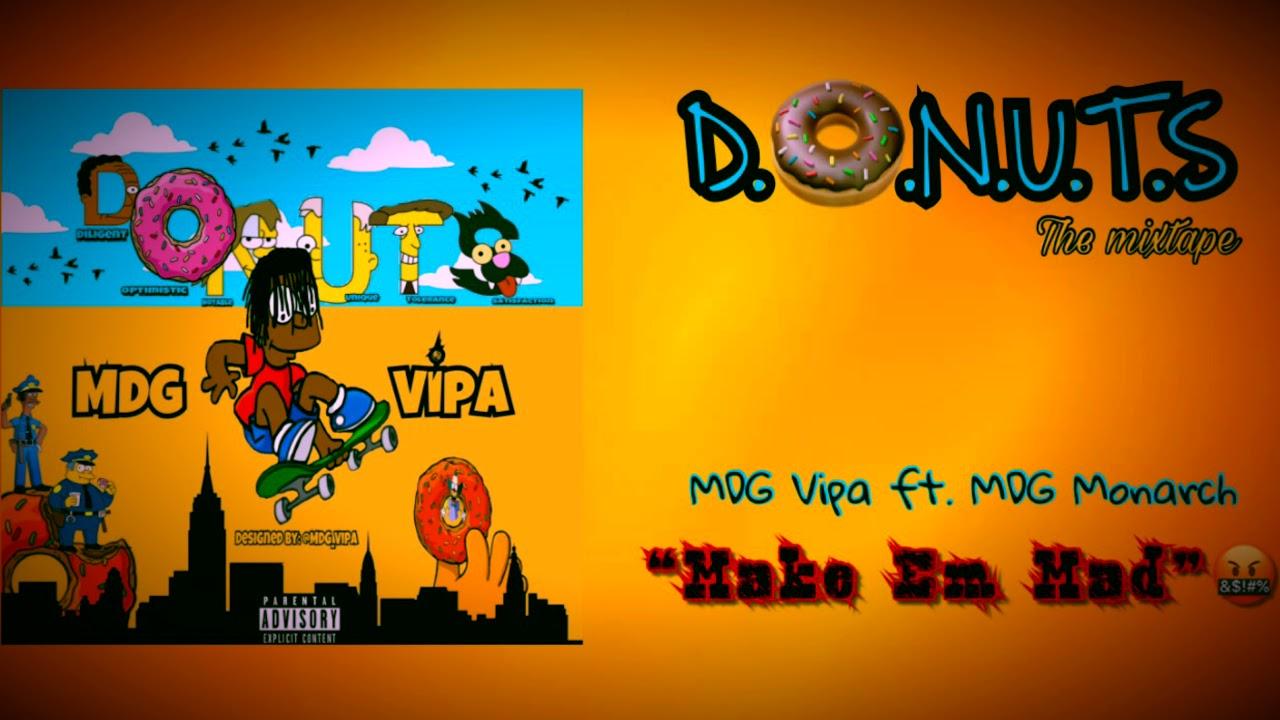 "Download MDG Vipa ft Monarch ""make em mad"" prod.by: tieb beats"