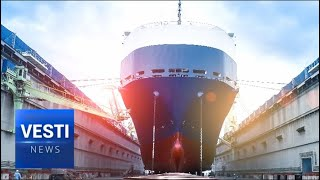 Zvezda Shipyard Largest of Its Kind in Russia; Will Bring Vitality and Talent to Far Eastern Regions