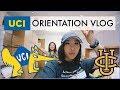 UCI SPOP 2 | University of California, Irvine | Freshman Orientation // VLOG 17