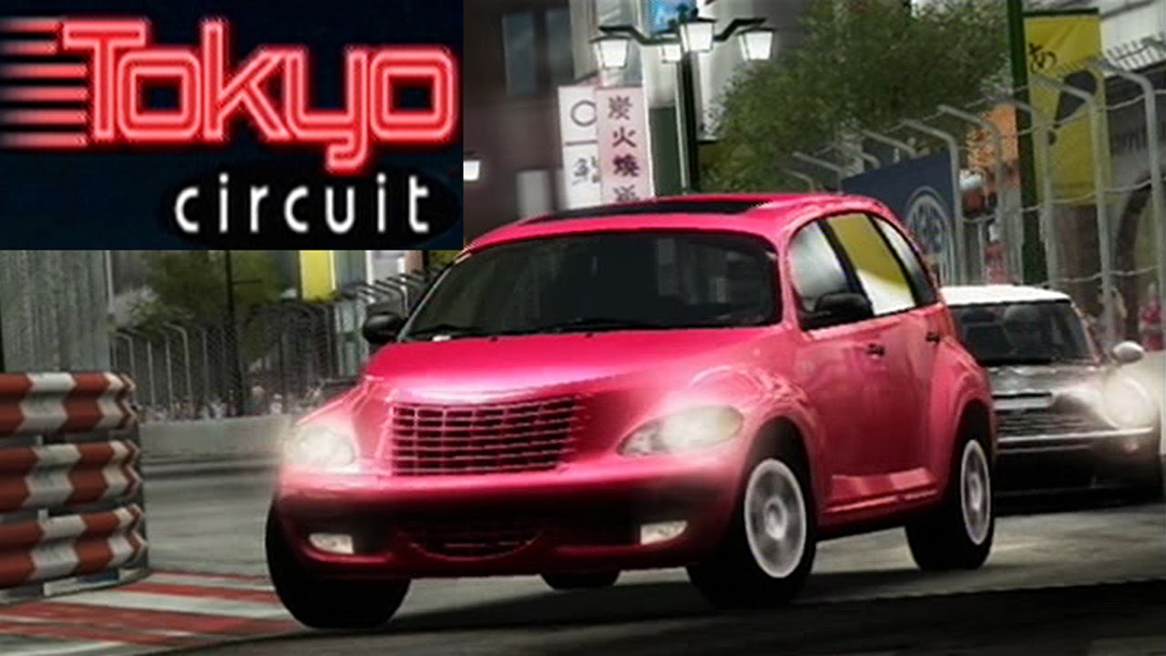 forza motorsport 1 chrysler pt cruiser gt turbo tokyo circuit replay car 12 231 youtube. Black Bedroom Furniture Sets. Home Design Ideas