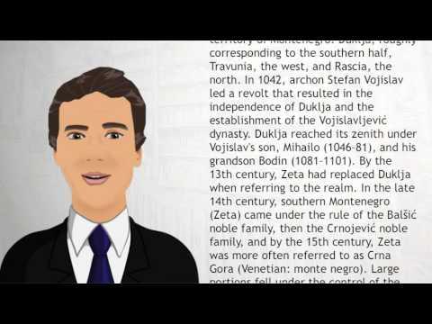 Montenegro - Wiki Videos